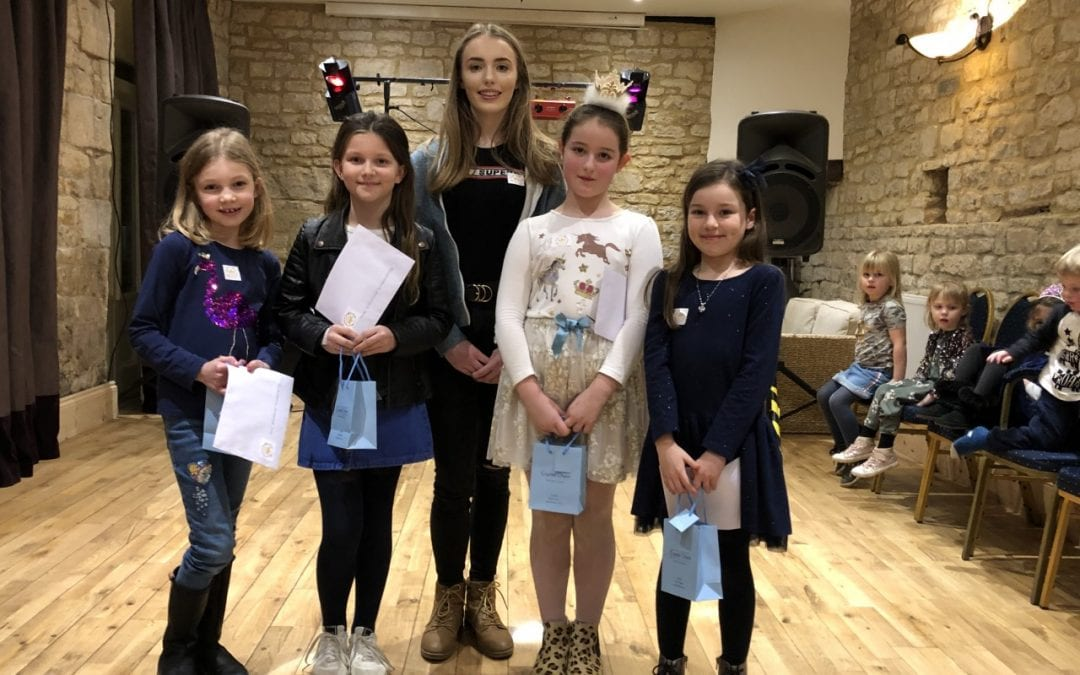 Queen elect and attendants chosen for Scuttlebrook 2020